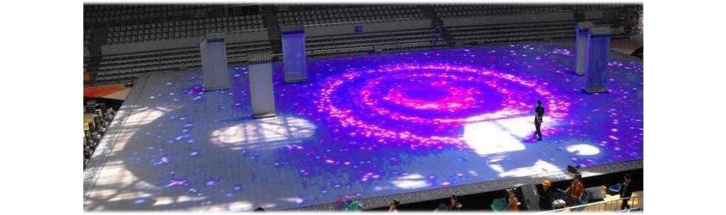 LED Dance Floor Screen