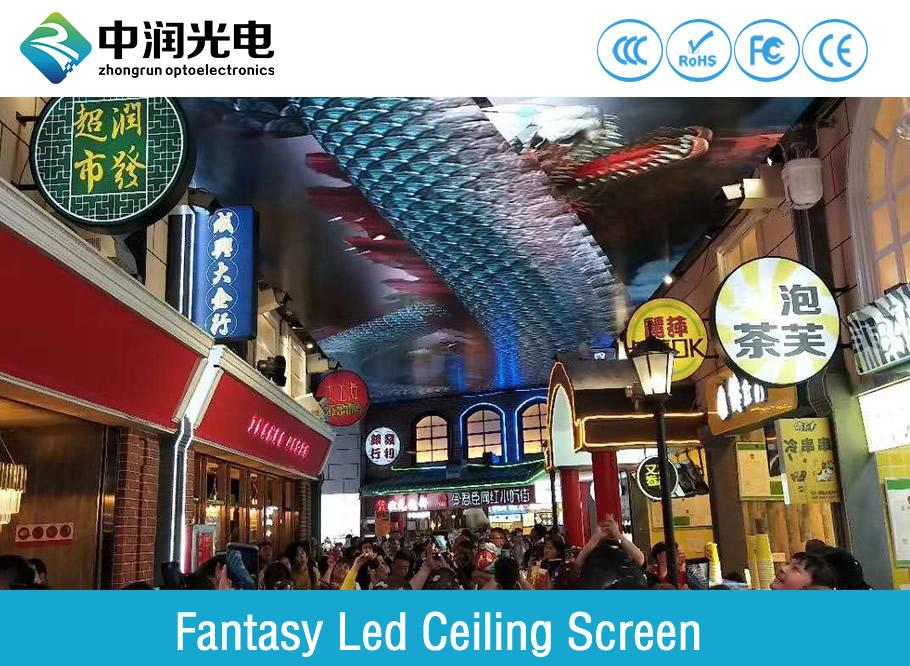 Led Ceiling Screen