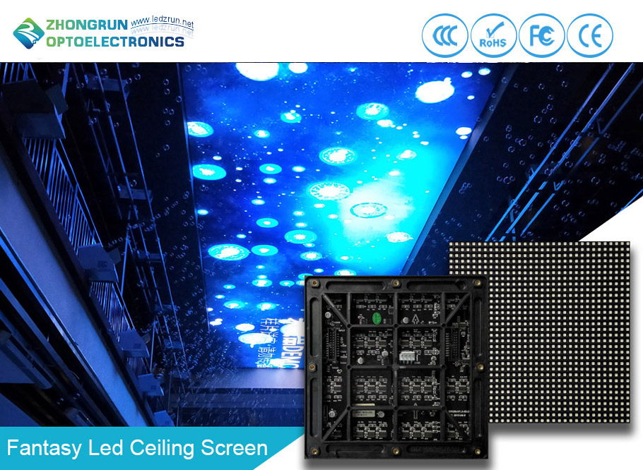 Led Ceiling Screen