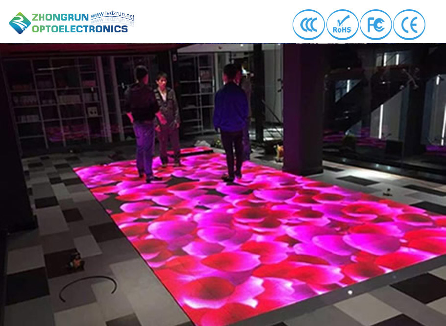 LED Dance Floor Screen