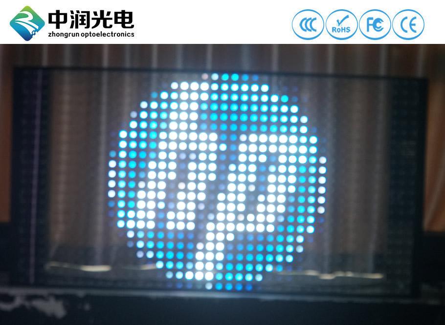 Photoelectric Led Glass Screen