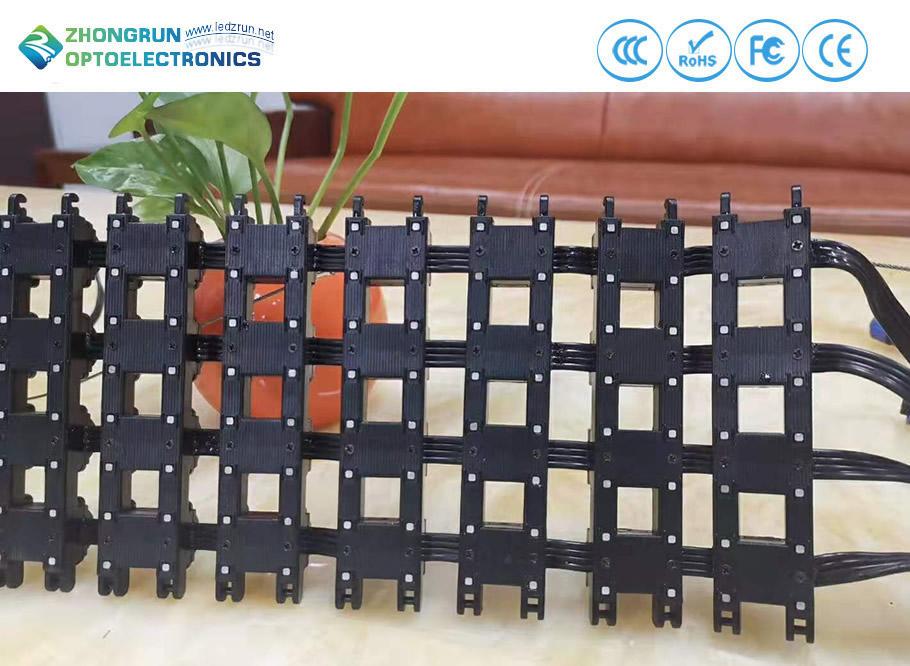 P16 Led Curtain Display