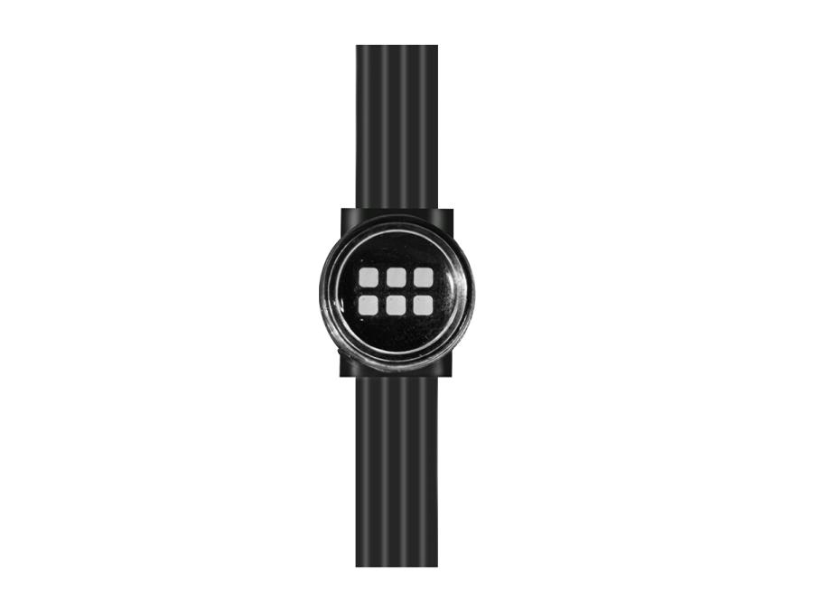 ZR18-6dots Flexible Ip66 Waterproof Led Mesh DisplayScreen