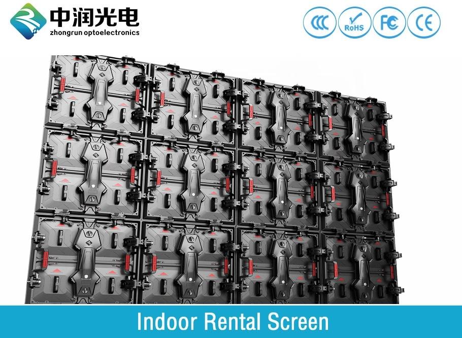 P2.6 Indoor Rental Led Display